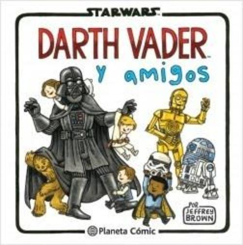 Star Wars. Darth Vader y amigos
