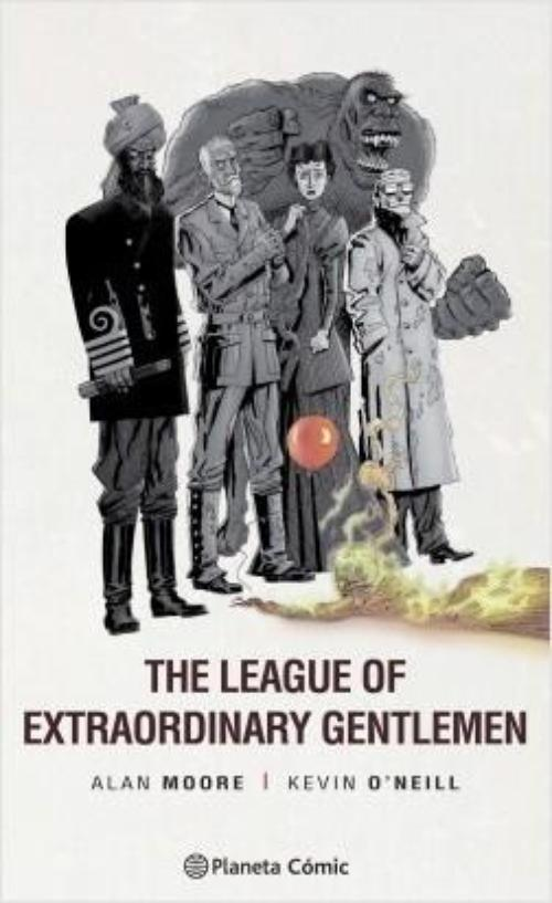 The League of Extraordinary Gentlemen (vol. 2)