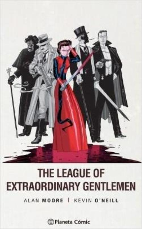 The League of Extraordinary Gentlemen (vol. 3)