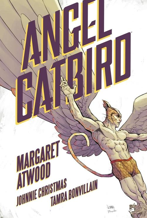 Angel Catbird.