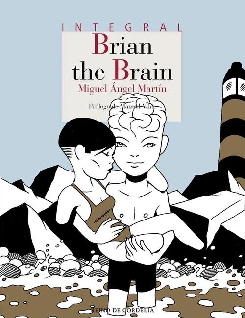 Brian the Brain (integral)