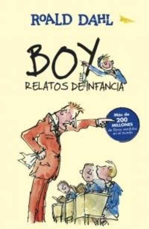 Boy. Relatos de infancia.