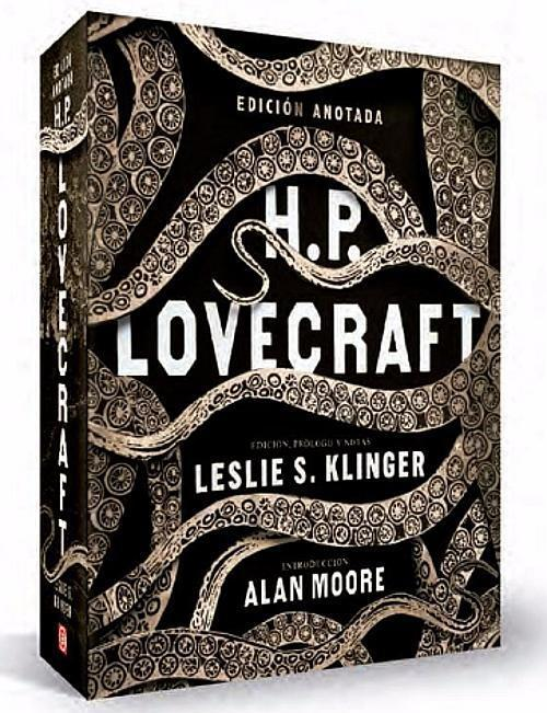 H.P.Lovecraft anotado