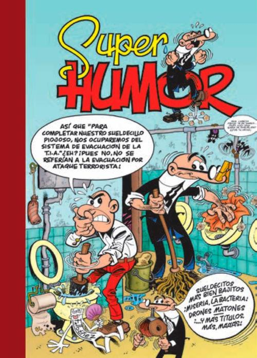 Super Humor nº 62. Mortadelo y Filemón