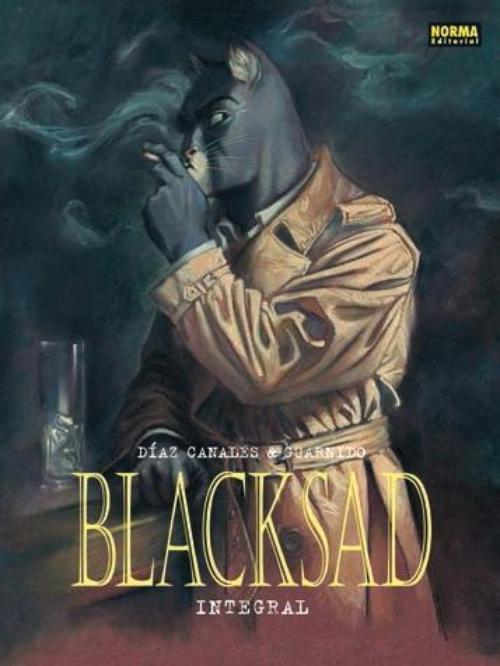 Blacksad (edición integral vol. 1 a 5)
