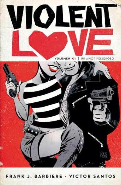 Violent Love 1. Un amor peligroso