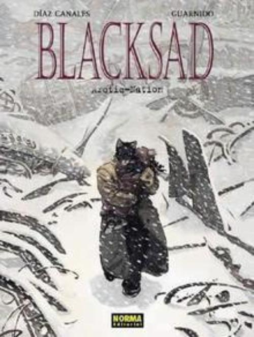 Blacksad 2. Artic-Nation