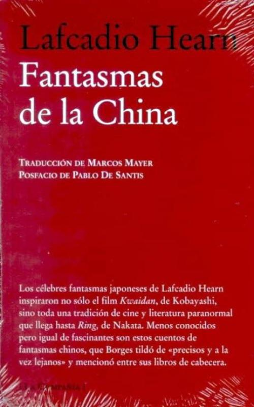 Fantasmas de la China