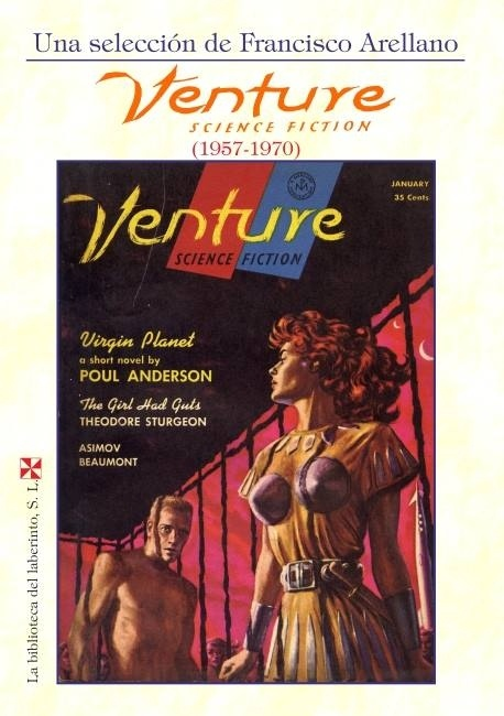 Venture Science Fiction (1957-1970).