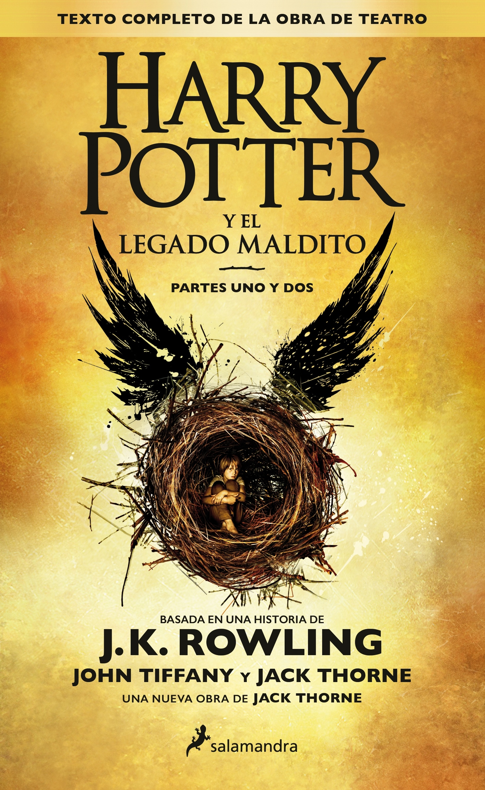 "Harry Potter y el legado maldito ""Harry Potter 8"""