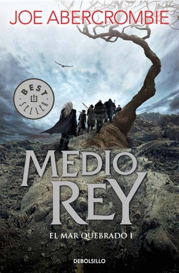 "Medio rey ""El mar Quebrado 1"""
