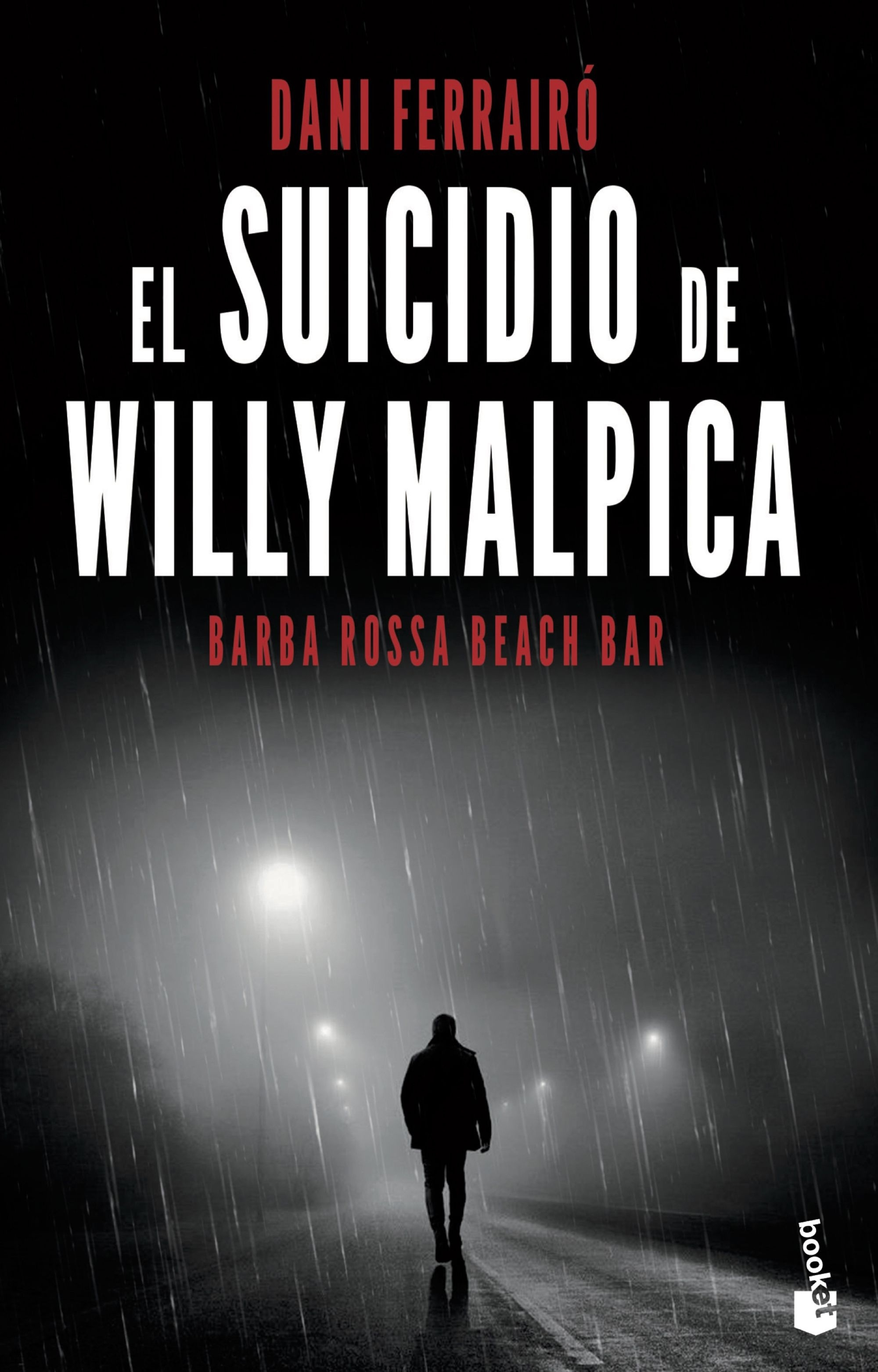 "Suicidio de Willy Malpica, El ""Barba Rossa Beach Bar"""