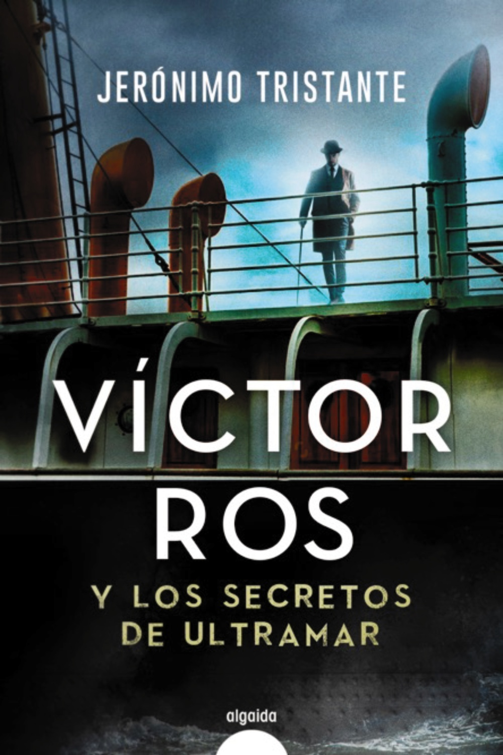 Víctor Ros y los secretos de ultramar.
