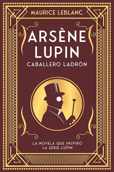 Arsène Lupin, caballero ladrón